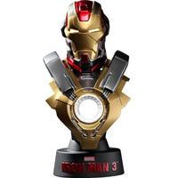アイアンマン ホットトイズ Hot Toys Hot Toys Iron Man 3 Iron Man Mark 17 1/6 Scale Bust Figure