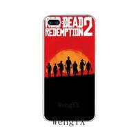 レッド・デッド・リデンプション2  シリコン Iphone ケース アイフォンケース  Red Dead Redemption 2   RDR2   3