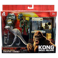 キングコング King Kong ラナード Lanard フィギュア おもちゃ Kong Skull Island Creature Contact Dino