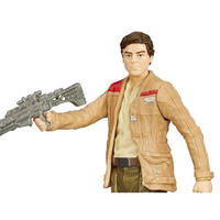 スターウォーズ ハズブロ HASBRO Star Wars Episode VII Mission Armor Figure Wave 01 - Poe Dameron