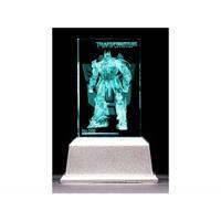 トランスフォーマー リザクト LEXACT Transformers Age of Extinction Premium Crystal Optimus Prime