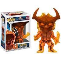 マーベル Marvel ファンコ Funko フィギュア おもちゃ Thor: Ragnarok POP! Surtur Exclusive Vinyl Bobble Head