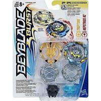 ベイブレード Beyblade ハズブロ Hasbro Toys おもちゃ Burst Treptune & Nepstrius N2 Dual Pack