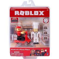 ロブロックス Roblox ジャズウェアーズ Jazwares おもちゃ Work at a Pizza Place Game Pack