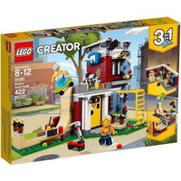 レゴ LEGO おもちゃ Creator Modular Skate House Set #31081 [3 In 1]