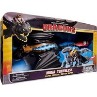 ヒックとドラゴン How to Train Your Dragon 2 スピンマスター Spin Master フィギュア おもちゃ Mega Toothless Action Figure