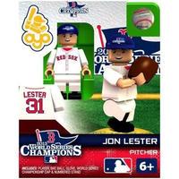MLB Oyo フィギュア おもちゃ Boston Red Sox 2013 World Series Champions Jon Lester Minifigure