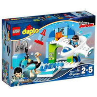 レゴ LEGO おもちゃ Disney Duplo Miles from Tomorrowland Miles' Stellosphere Hangar Set #10826