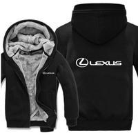 高品質 レクサス LEXUSパーカー あったかい フリースパーカー ジップアップ  衣装 コスチューム 小道具 海外限定 非売品 映画グッズ 映画関連 toyota  レクサスグッズ8