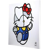 ハローキティ トイズ アンド コレクティブルズ フィギュア・おもちゃ Toys and Collectibles BAIT x David Flores 36 Inch Canvas