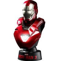 アイアンマン ホットトイズ Hot Toys Hot Toys Iron Man 3 Iron Man Mark 33 1/6 Scale Bust Figure