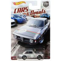 ホットウィール Hot Wheels マテル Mattel Toys おもちゃ Car Culture Cars & Donuts Alfa Romeo Giulia Sprint GTA