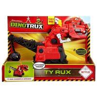 ディノトラックス Dinotrux マテル Mattel Toys フィギュア おもちゃ Ty Rux Deluxe Figure [with Sound, 2016]