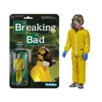 "ブレイキング バッド ファンコ FUNKO Breaking Bad 3.75"" ReAction Retro Action Figure - Jesse Pinkman Cook"
