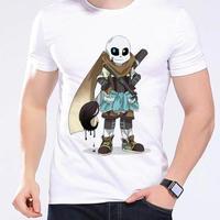 ゲームグッズ アンダーテール Undertale   Annoying dog サンズ sansTシャツ  かわいいサンズ 9