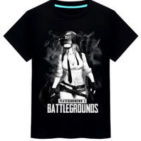 Pubg パブジー ゲーム Tシャツ  playerunknown Battlegrounds プレイヤーアンノウンズ バトルグラウンズ   4