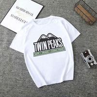 Twin Peaks  ツインピークス  レディース 女性 tシャツ グッズ ドラマ  衣装 コスチューム 小道具 海外限定 非売品 映画グッズ 映画関連  17