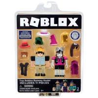 ロブロックス Roblox ジャズウェアーズ Jazwares フィギュア おもちゃ Top Runway Model Exclusive Mini Action Figure 2-Pack