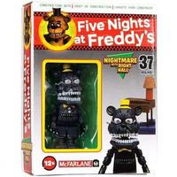 ファイヴナイツアットフレディーズ Five Nights at Freddy's マクファーレントイズ フィギュア おもちゃ Nightmare with Right Hall Micro