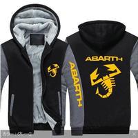 高品質 アバルト Abarth あったかフリース ジップアップパーカー 衣装 コスチューム 小道具 海外限定 非売品 映画グッズ 映画関連3
