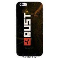 RUST ラスト TPU シリコン Iphone ケース アイフォンケース  オープンワールドサバイバルゲーム  10