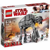 スターウォーズ Star Wars レゴ LEGO おもちゃ First Order Heavy Assault Walker Set #75189