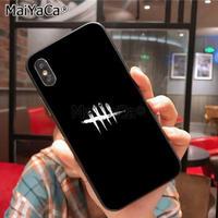 デッドバイデイライト TPU シリコン Iphone ケース アイフォンケース  4