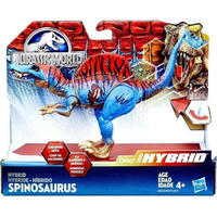 ジュラシック ワールド Jurassic World ハズブロ Hasbro Toys Bashers & Biters Hybrid Spinosaurus Action Figure