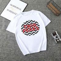 Twin Peaks  ツインピークス  レディース 女性 tシャツ グッズ ドラマ  衣装 コスチューム 小道具 海外限定 非売品 映画グッズ 映画関連  9