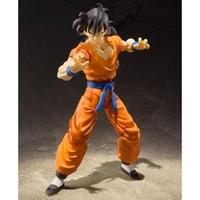 ドラゴンボール Dragon Ball バンダイ Bandai Japan フィギュア おもちゃ S.H. Figuarts Yamcha with Saibaiman Action Figure