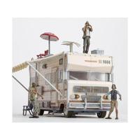 ウォーキング デッド マクファーレン MCFARLANE The Walking Dead Construction Set - Dale's RV