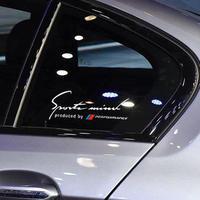 BMW ステッカー サイドウィンドウ シールド e46 e39 e90 f30 f10 e53 e36 e34 X5 e53 X6 h00066