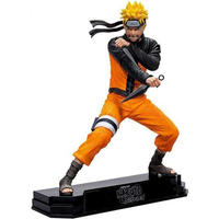 ナルト Naruto Shippuden マクファーレントイズ McFarlane Toys フィギュア おもちゃ Color Tops Green Wave Naruto Action Figure