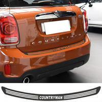 ミニクーパー ステッカー リアバンパー トランクロード プロテクターガード MINI Cooper S ステッカー F60 h00168