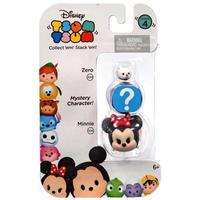 ディズニー Disney ジャックスパシフィック Jakks Pacific フィギュア おもちゃ Tsum Tsum Series 4 Zero & Minnie 1-Inch Minifigure