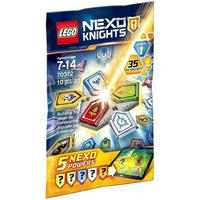 レゴ LEGO おもちゃ Nexo Knights Combo NEXO Powers Wave 1 Set #70372
