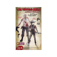 ウォーキング デッド マクファーレン MCFARLANE The Walking Dead Comic Carl & Abraham Two Pack PX Previews Exclusive