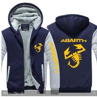 高品質 アバルト Abarth あったかフリース ジップアップパーカー 衣装 コスチューム 小道具 海外限定 非売品 映画グッズ 映画関連5
