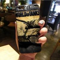 World of Tanks ワールドオブタンクス WoT TPU シリコン Iphone ケース アイフォンケース  WoTグッズ