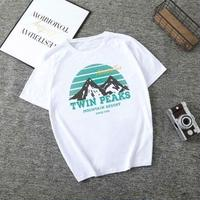 Twin Peaks  ツインピークス  レディース 女性 tシャツ グッズ ドラマ  衣装 コスチューム 小道具 海外限定 非売品 映画グッズ 映画関連  19