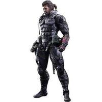 メタルギアソリッド スクウェア エニックス フィギュア おもちゃ V: The Phantom Pain Play Arts Kai Venom [Sneaking Suit Version]