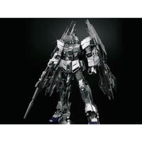 機動戦士ガンダム バンダイ BANDAI JAPAN Gundam HGUC 1/144 Unicorn Gundam 03 Phenex Type RC (Silver Coating)