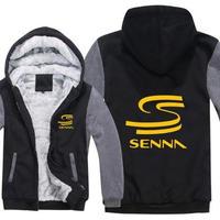 高品質 アイルトン・セナ レーシング F1 パーカー 衣装 コスチューム 小道具 海外限定 非売品 映画グッズ 映画関連    アイルトンセナグッズ  6