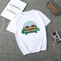 Twin Peaks  ツインピークス  レディース 女性 tシャツ グッズ ドラマ  衣装 コスチューム 小道具 海外限定 非売品 映画グッズ 映画関連  5