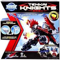 テンカイナイト Tenkai Knights スピンマスター Spin Master おもちゃ Blastank / War Stallion Set #11002