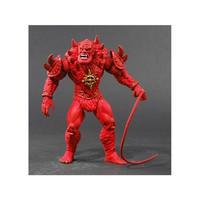 マスターズ 超空の覇者 マテル MATTEL Masters of the Universe Classics Red Minicomic Beast Man Power-Con Exclusive