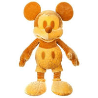 ミッキーマウス Mickey Mouse ディズニー Disney ぬいぐるみ おもちゃ Mickey Memories Exclusive 15-Inch Plush #2/12 [Gold]