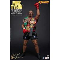 マイクタイソン Mike Tyson ストーム コレクションズ Action Figure [The Undisputed Heavyweight Boxing Champion]