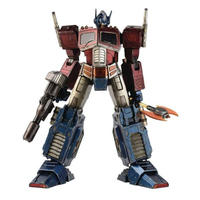 トランスフォーマー Transformers スリーエー ThreeA フィギュア おもちゃ Optimus Prime Collectible Figure [Classic Edition]