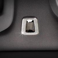 BMW スピーカー ステッカー クリスタル ケース カバー キラキラ 520 525 530 535 550 Mパワーh00260